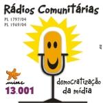 adesivinho web radios comunitarias