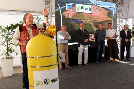 Inauguração do Projeto Gás Verde Produzido no Aterro de Gramacho 01  094