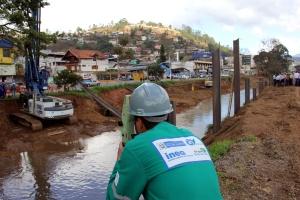 RECUPERAÇÃO DE RIOS NA REGIÃO SERRANA - NOVA FRIBURGO
