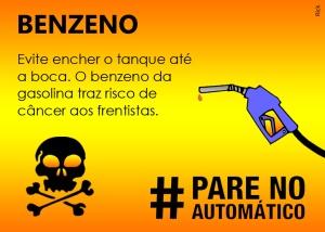 Campanha PareNoAutomático