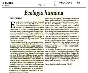 pag 1 ecologia humana